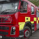 The NIFRS came under attack in the Carnhill area of Londonderry.