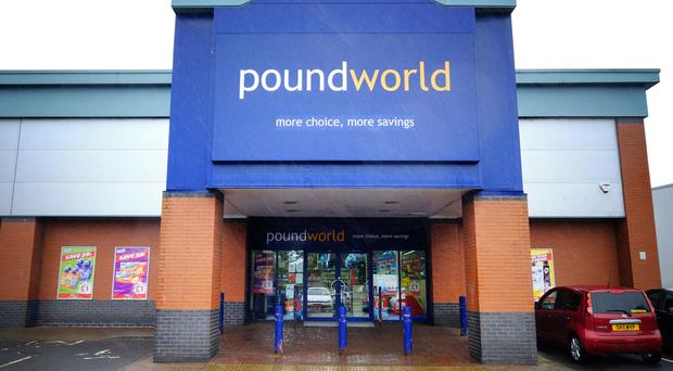 More Poundworld stores are closing (Anna Gowthorpe/PA)