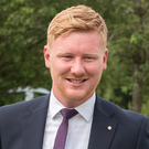Co Tyrone SDLP MLA Daniel McCrossan (pictured) has urged Peter May, Permanent Secretary to the Department of Infrastructure, to look at extending the rail network west of the Bann