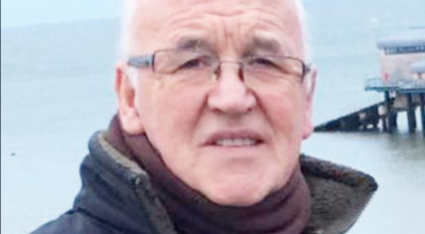 Alan Neill, who died in a car accident in Scotland