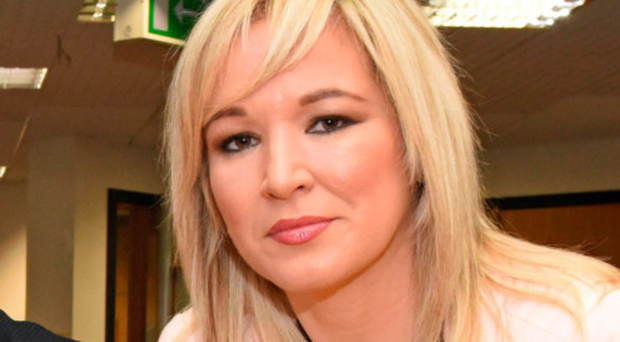Accident: Michelle O'Neill
