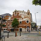 New plans for Belfast's Grand Opera House include revamping the much criticised Act 2 extension and refurbishing the main auditorium, with new seats, ceiling decoration and better sound, lighting and stage facilities