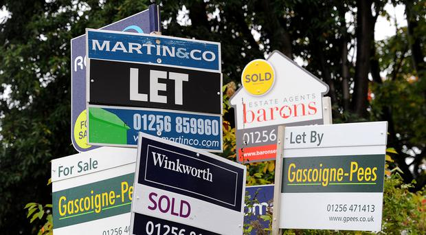 Rent prices are set to rise (PA)