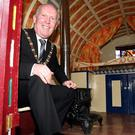 Ulster Unionist councillor Jim Rodgers previously served as Lord Mayor of Belfast (Paul Faith/PA)
