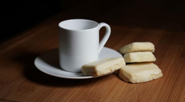 The alcohol is not cooked out in the manufacturing process (Iconic Biscuits)