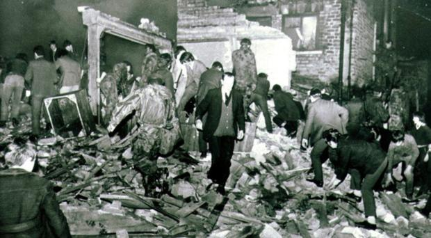 There have been four reports by the Historical Enquiries Team into the 1971 McGurk's Bar atrocity