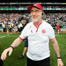 Mickey Harte and Tyrone team won't be taking part in any RTE coverage