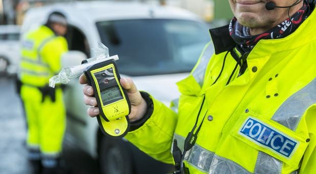 Nearly 10,000 people have been banned for drinking or drug driving in Northern Ireland in the five years leading up to 2017.