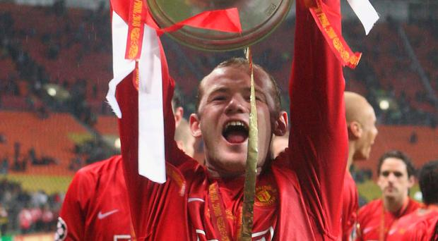 Wayne Rooney revealed the Champions League music has special memories
