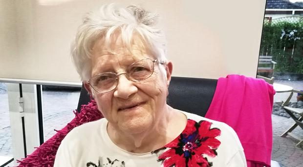 Margaret O'Neill, who was a resident in Rose Court