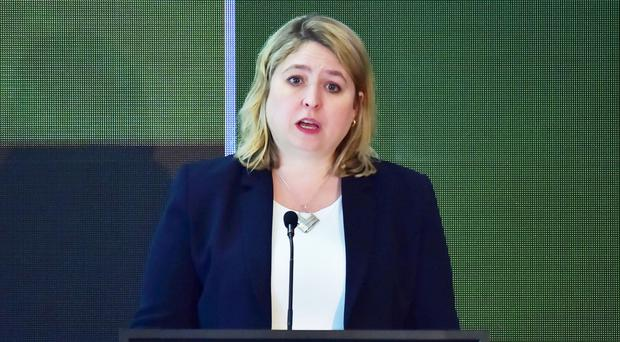 Secretary of State Karen Bradley said that when appointed she didn't understand deep rooted issues which define Northern Irish politics