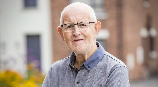 Irvine Grey has found coming to terms with his passing therapeutic