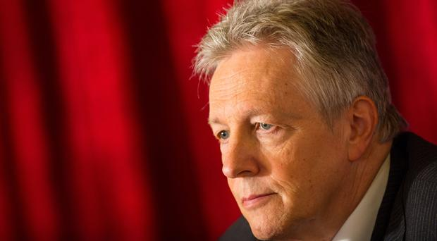 Former first minister of Northern Ireland Peter Robinson (Dominic Lipinski/PA)