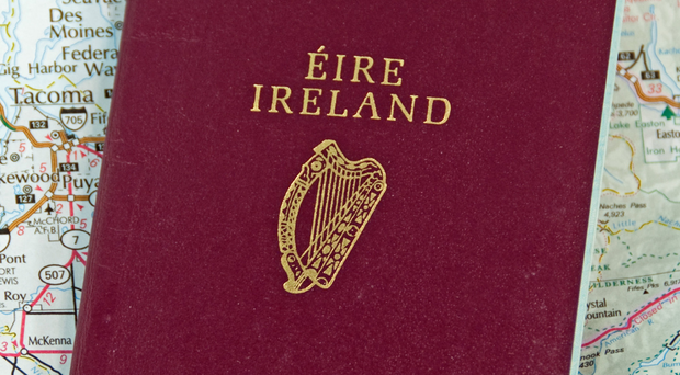 CDE Global have asked eligible staff to apply for a Irish passport.