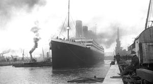 Salvaged treasures: RMS Titanic