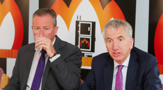 Sinn Fein's Conor Murphy and Mairtin O Muilleoir were involved with Enterprise, Trade and Investment at the time of the RHI scheme