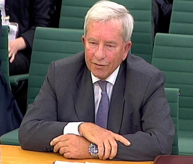 Lord Saville led the inquiry into the events of Bloody Sunday in January 1972