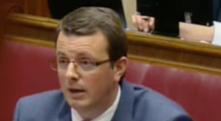 Stephen Brimstone gives evidence to the RHI Inquiry