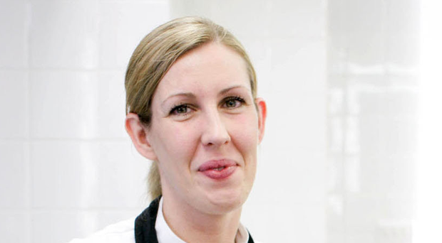 Chef Clare Smyth who runs Core in west London