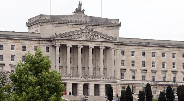 'If the parties here refuse to get back to Stormont, perhaps the formation of a civic forum-type body, including political representatives, could advise the Secretary of State and civil servants on how to alleviate day-to-day issues until devolution is restored' (stock picture)