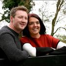 Co Antrim couple Alastair and Judith say that adoption has transformed their lives