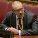 Chris Osborne, Ulster Farmers' Union senior policy officer, was questioned by members of the inquiry