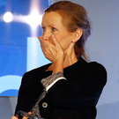 Anna Burns shows her shock as she wins the Man Booker Prize