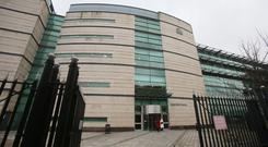 Belfast Magistrates' Court (stock picture)