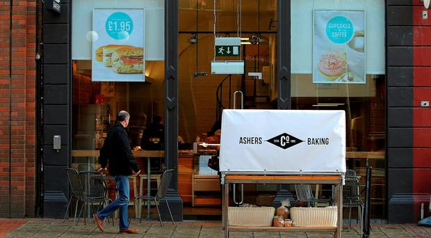 Ashers Bakery won't be renewing the lease on their Royal Avenue branch