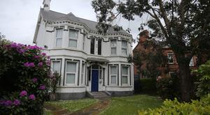 Planning permission has been submitted to demolish Kincora boys' home, the site of a series of sexual assault scandals in the 1970s. Niall Carson/PA.