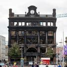 Belfast City Council has announced plans to help the city centre recover from the Primark fire. (PA/Liam McBurney)