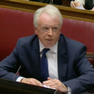 Kieran Donnelly giving evidence to the public inquiry into the botched Renewable Heat Incentive scheme