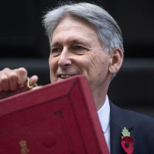 Chancellor Philip Hammond (Victoria Jones/PA)