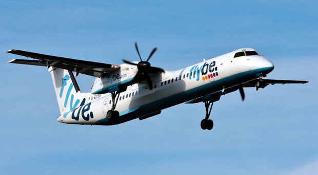 Flybe flight plummeted 500ft in seconds after 'autopilot error'