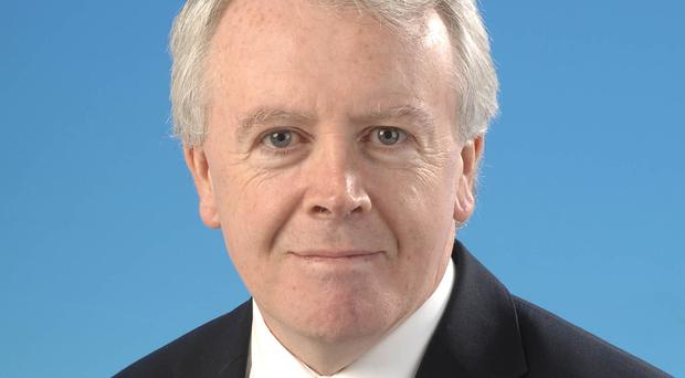 Northern Ireland's Auditor General Kieran Donnelly has voiced concerns about how the Social Investment Fund was administered. (PA/NI Audit Office)
