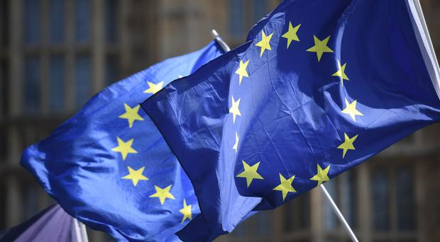 The Irish economy is expected to grow at a rate of 7.8% this year, according the European Commission, although the pace will slow from next year (Victoria Jones/PA)