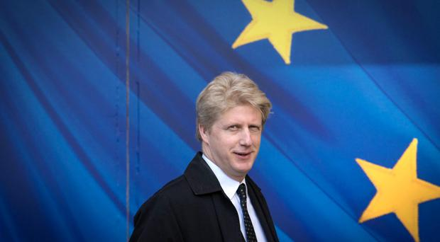 Boris and Jo Johnson fall out over Brexit