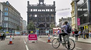 The money will form part of an effort to bring shoppers and visitors back to the city centre.. (Liam McBurney/PA)