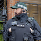 The PSNI's policy on facial hair is under the spotlight