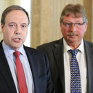 Nigel Dodds and Sammy Wilson
