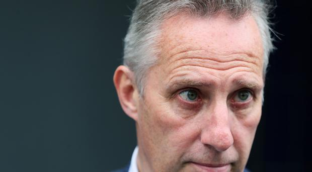 Ian Paisley has taken a swipe at the UUP, calling it