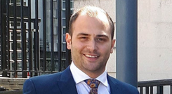 Solicitor Ciaran Moynagh is a partner in Phoenix Law
