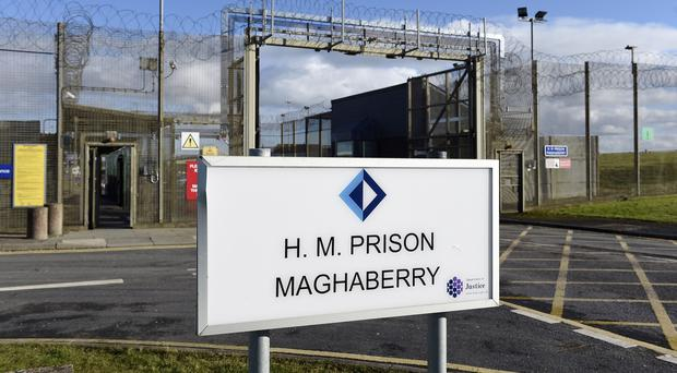 Maghaberry Prison (PA)