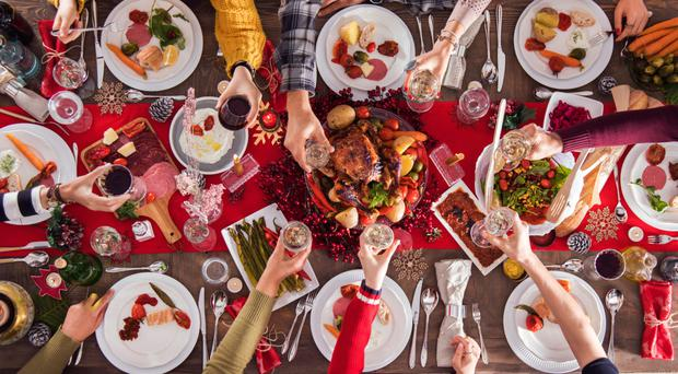 Even if you're willing to hand over as much as £195 per head for some tasty turkey - or £95 for a child under 12 - you could already be far too late to reserve a table