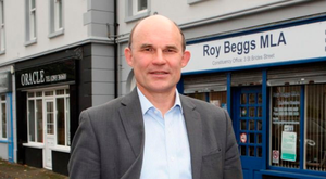Disappointed: UUP health spokesperson Roy Beggs