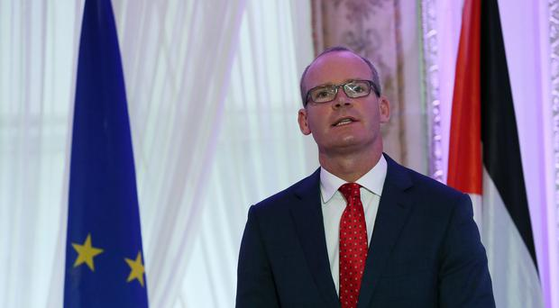Simon Coveney (Brian Lawless/PA)