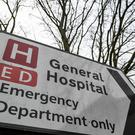 Nearly a fifth of NHS providers are missing key national performance targets including AandE. (Ben Birchall/PA Images)