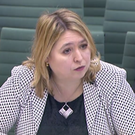 """The DUP has warned Northern Ireland Secretary Karen Bradley she faces a """"rude awakening"""" over the draft Brexit deal (Parliament/PA)"""