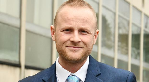 Loyalist blogger Jamie Bryson is challenging the legality of search warrants
