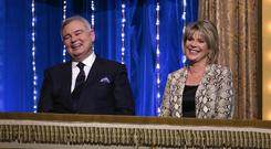 Eamonn Holmes and wife Ruth Langsford on Michael McIntyre's Big Show